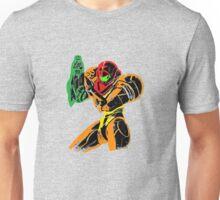 Samus in Varia Suit Unisex T-Shirt