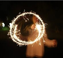Sparklers by Caitlin Aboud