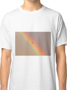 I wonder what it is like to touch a rainbow? Classic T-Shirt