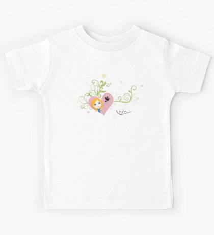 Be Free to Be Yourself Kids Tee