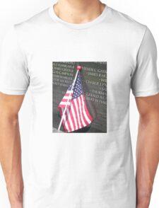 Flag For Fallen Soldier Unisex T-Shirt