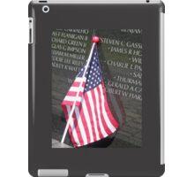 Flag For Fallen Soldier iPad Case/Skin