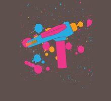 Phaser Paint Splatter (Full Color) Unisex T-Shirt