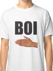 BOI (hand) Classic T-Shirt