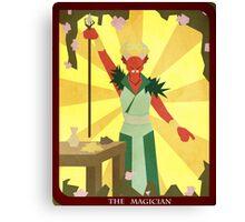 Tiberius- The Magician Canvas Print