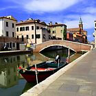 Walking in Chioggia by annalisa bianchetti