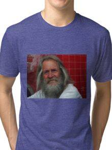 """"""" What its like going blind """" Tri-blend T-Shirt"""