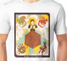 Matt Mercer the DM- The Wheel of Fortune Unisex T-Shirt