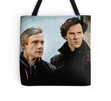 Sherlock 2 Tote Bag