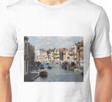 Canal Street Venice Unisex T-Shirt
