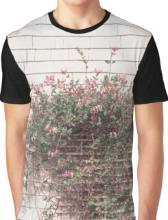 Blooming outside the Green Gables farm house Graphic T-Shirt