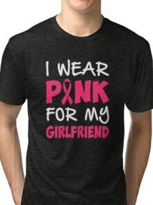 Breast Cancer Awareness Tri-blend T-Shirt
