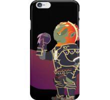 Chibi Ganondorf Vector iPhone Case/Skin