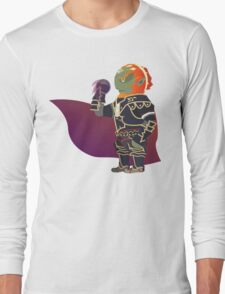 Chibi Ganondorf Vector Long Sleeve T-Shirt