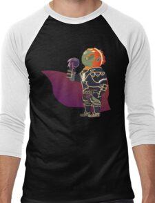 Chibi Ganondorf Vector Men's Baseball ¾ T-Shirt
