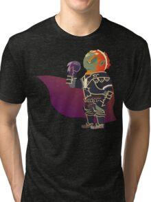 Chibi Ganondorf Vector Tri-blend T-Shirt
