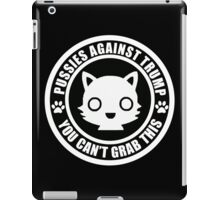 You Can NOT Grab this!!! iPad Case/Skin