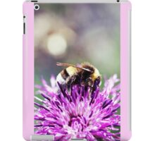 Everyday I'm Bumblin'  iPad Case/Skin