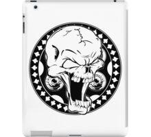 Skull Revolver iPad Case/Skin