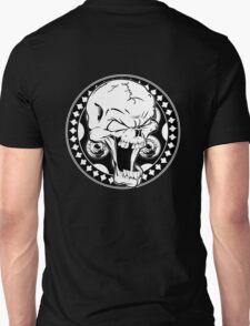 Skull Revolver Unisex T-Shirt