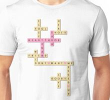 Scrabblethrob! Unisex T-Shirt