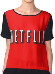 Netflix Chiffon Top