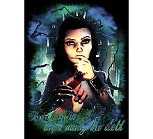 Bioshock Infinite Elizabeth Photographic Print