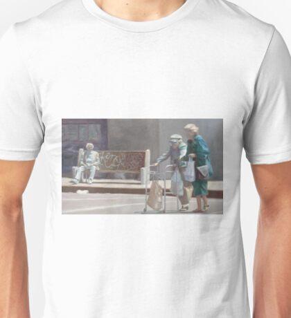 Crossing Divisadero Unisex T-Shirt