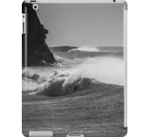 MORNING-SURF-8974 iPad Case/Skin