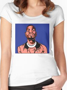 Method Man Women's Fitted Scoop T-Shirt