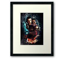 Burial at Sea (Bioshock Infinite) Framed Print