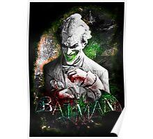 Batman Arkham City Joker Poster