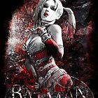 Batman Arkham City Harleyquinn by sazzed