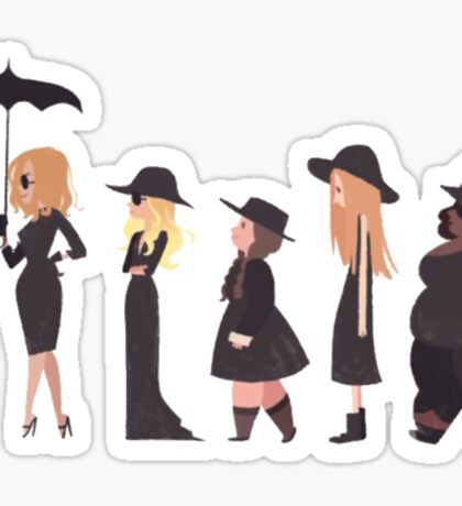 American Horror Story - Coven  Sticker
