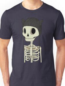 Skeleton Kitty Unisex T-Shirt