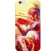 Solid and Raiden iPhone Case/Skin