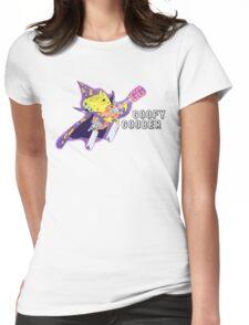 Goofy Goober Womens Fitted T-Shirt