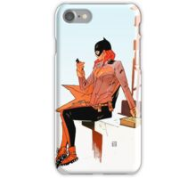 Batgirl of Burnside iPhone Case/Skin