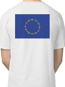Flag of Fort Europe, EU, European Union, ? Classic T-Shirt