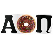 Donut AOPi Poster
