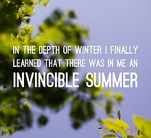 Infinite Summer by cmiles