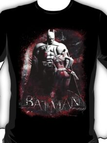 Batman & Harley Quinn Arkham City T-Shirt