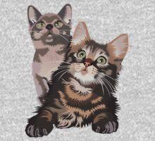 Kittens Baby Tee