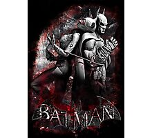 Batman & Catwoman Arkham City Photographic Print