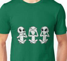 3 ufo Unisex T-Shirt