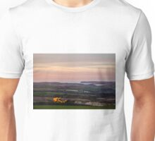 Looking towards the Camel Estuary & Padstow Unisex T-Shirt