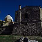 St Nikolaos Megalomatis, Skopos Mountain by wiggyofipswich