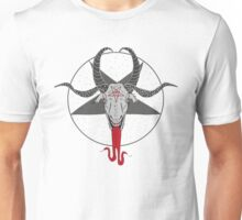Baphomet Dark Light Unisex T-Shirt