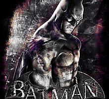 Batman Arkham City by sazzed
