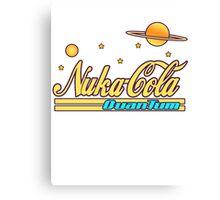 Nukacola Quantum Modern Redesign Canvas Print